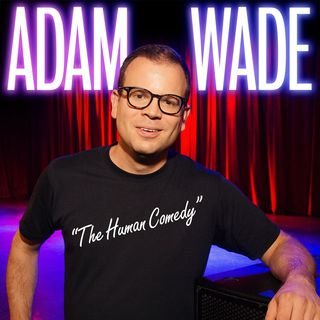 Touching funny comic-Adam Wade
