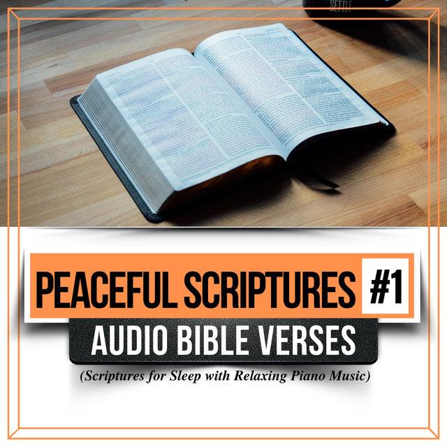 Peaceful Scriptures, Vol 1 (Audio Bible Verses Scriptures