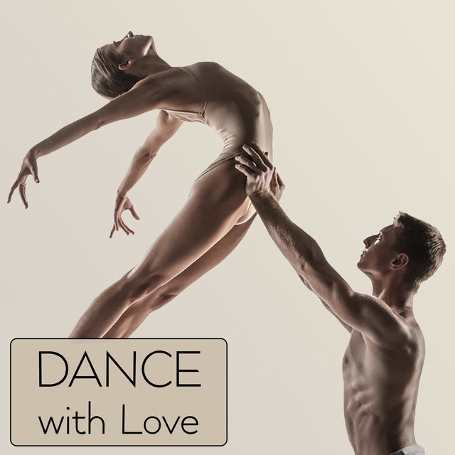 Dance with Love: Atmospheric Background For A Romantic Evening With A Loved One