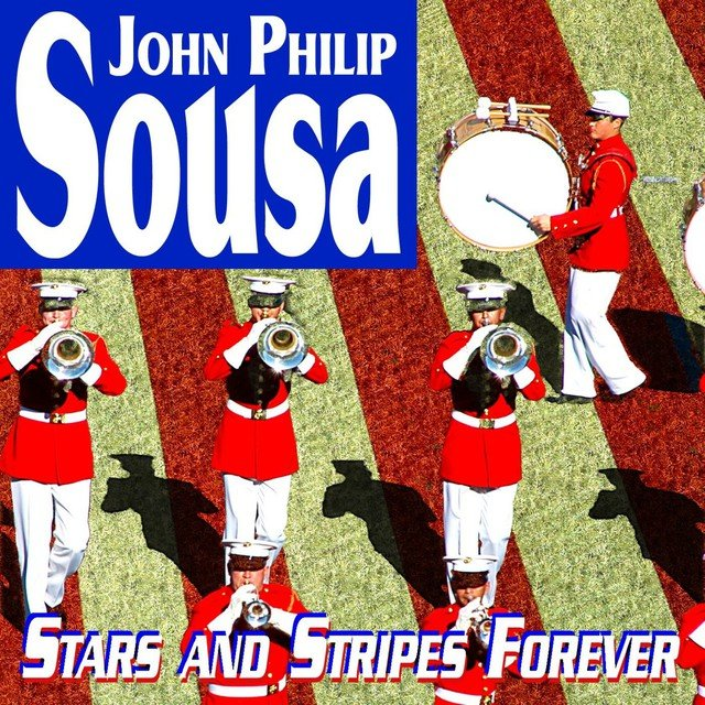 Stars And Stripes Forever