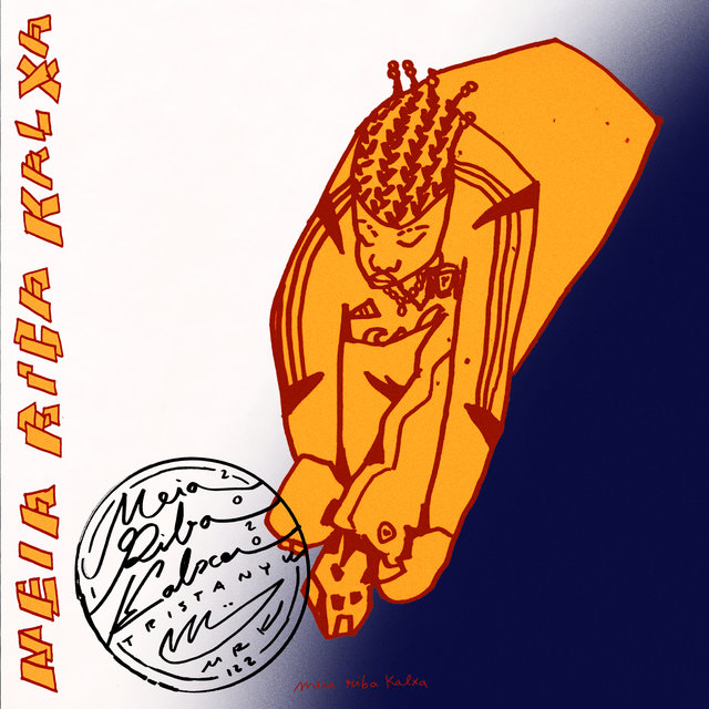 Cover art for album MEIA RIBA KALXA by Tristany