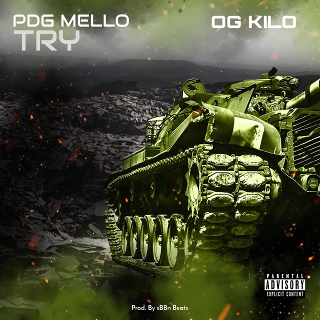 Cover art for album  by PDG Mello