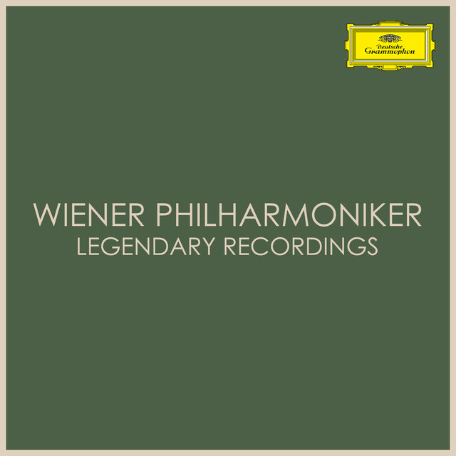 Wiener Philharmoniker Legendary Recordings