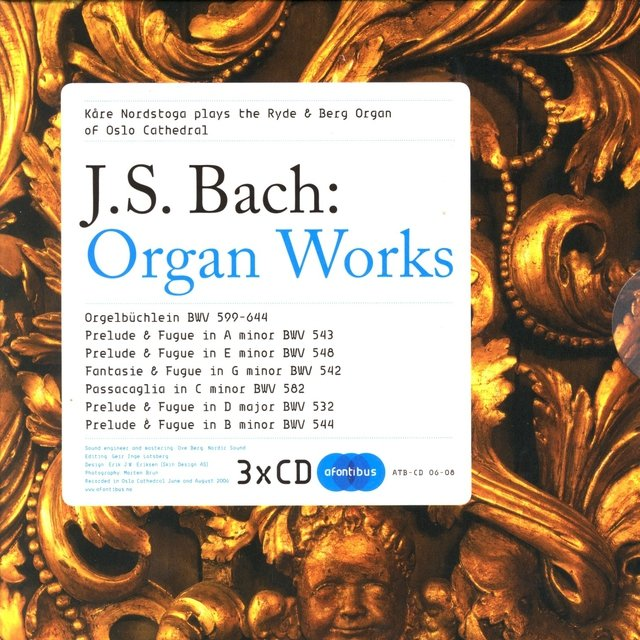 J.S.Bach: Organ Works