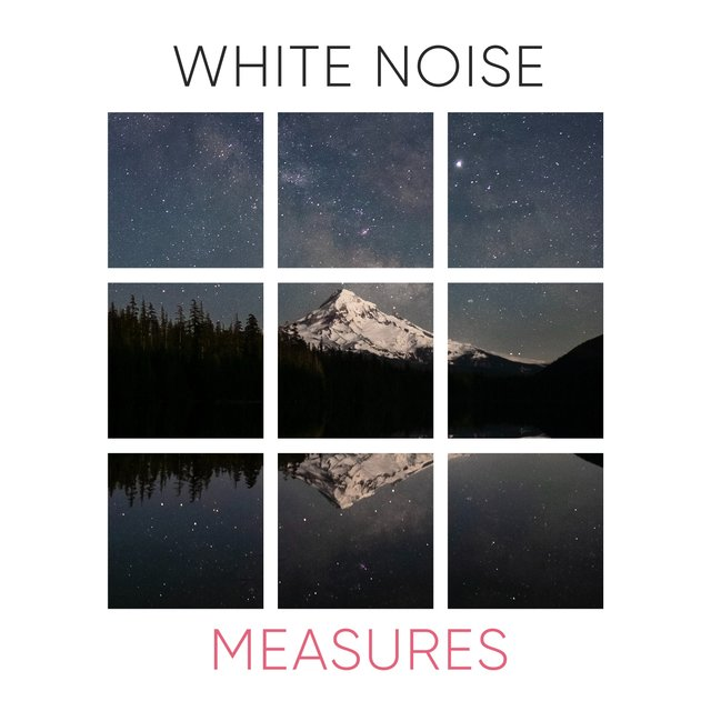 #White Noise Measures