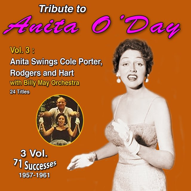 Tribute to Anita O'day 3 Vol.: (1957-1961)