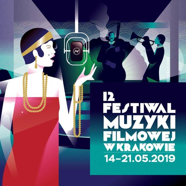 Cover art for album 12. Festiwal Muzyki Filmowej w Krakowie by TIDAL