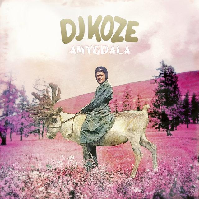 Cover art for album Amygdala by DJ Koze