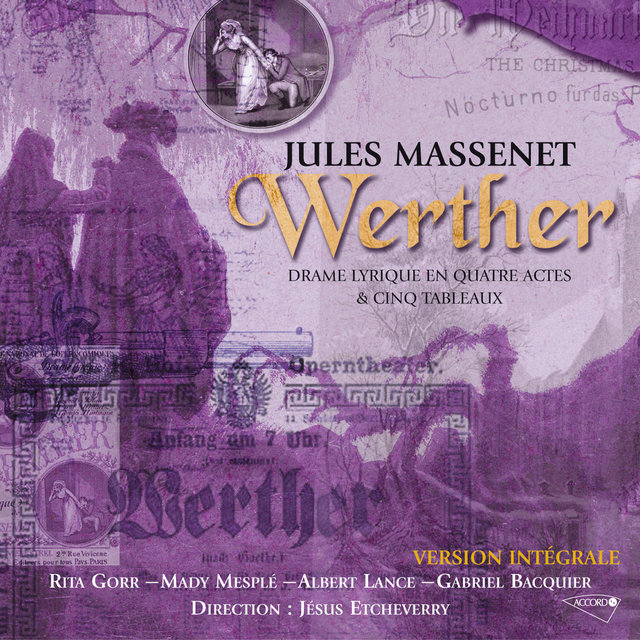 Massenet-Werther