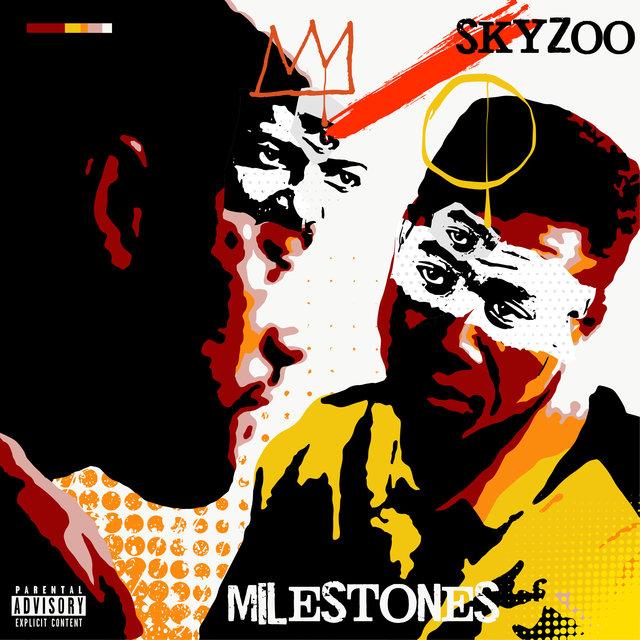 Cover art for album Milestones by Skyzoo