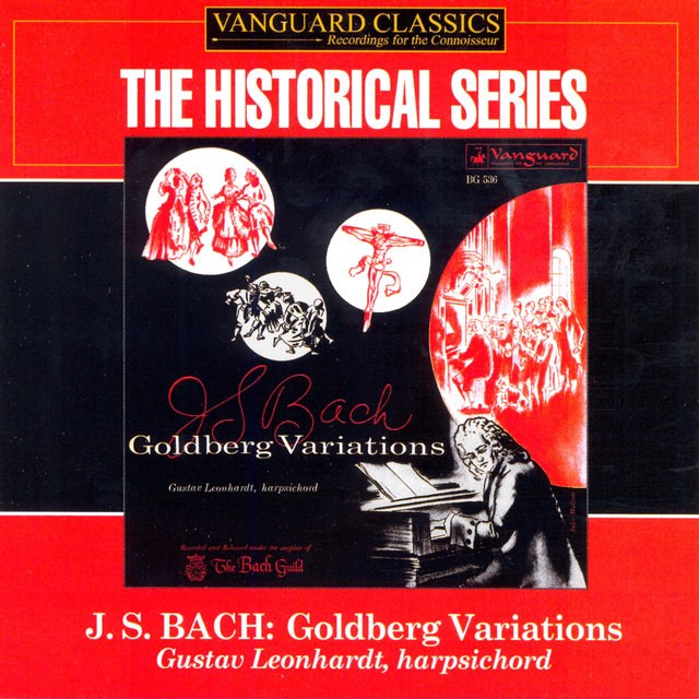 Bach: The Goldberg Variations, BWV988