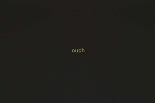 ouch (Lyric Video)