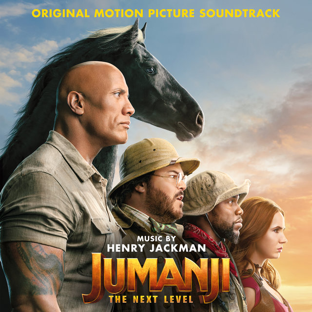 Jumanji: The Next Level (Original Motion Picture Soundtrack)