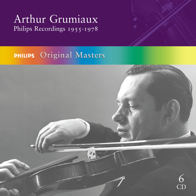 Arthur Grumiaux - Philips Recordings 1955-1977