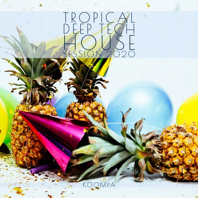Tropical Deep Tech House Session 2020
