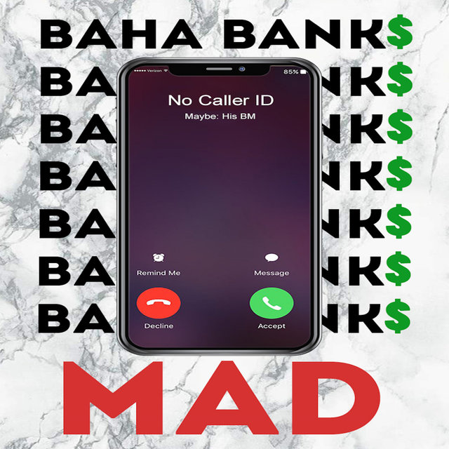 Cover art for album  by BAHA BANK$