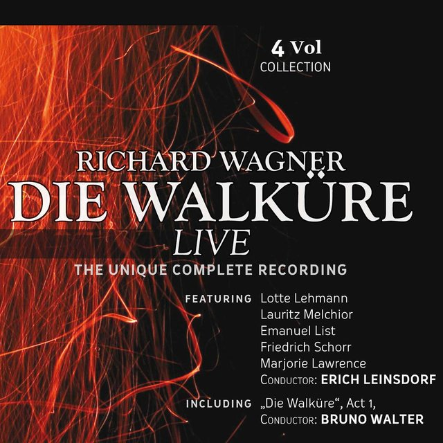 Wagner: Die Walküre (The Valkyrie), WWV 86b