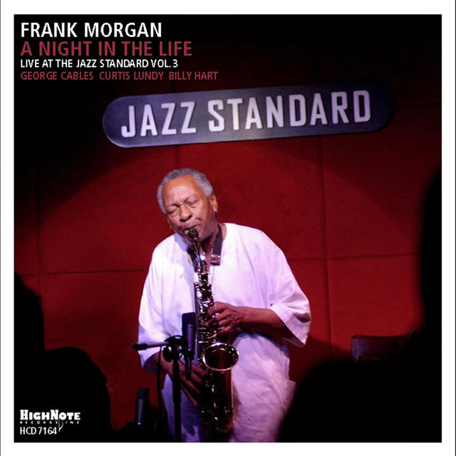 A Night in the Life (Live at the Jazz Standard, Vol. 3)