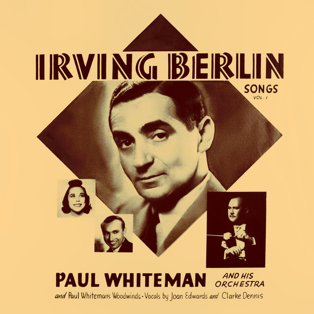 Irving Berlin Songs, Vol. 1