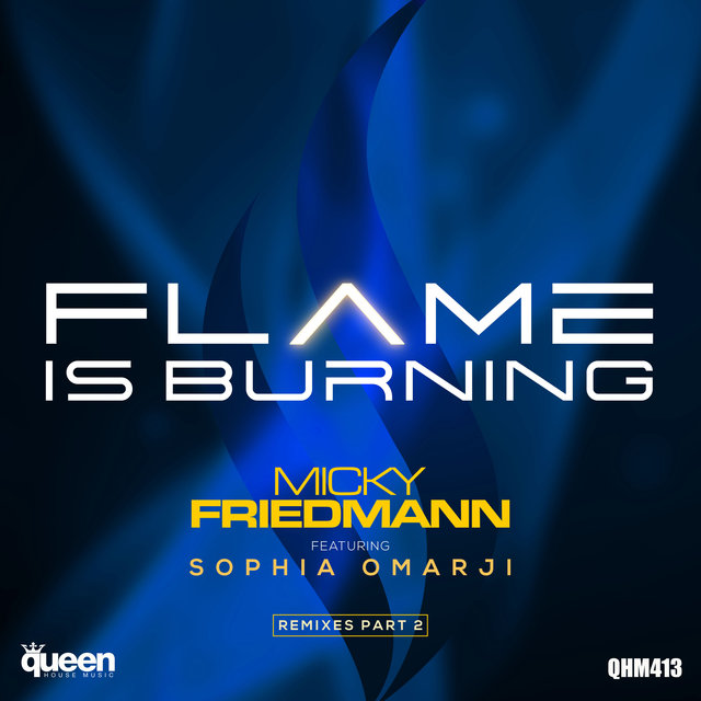 Flame Is Burning (Remixes, Pt. 2)