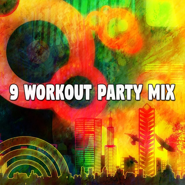 9 Workout Party Mix