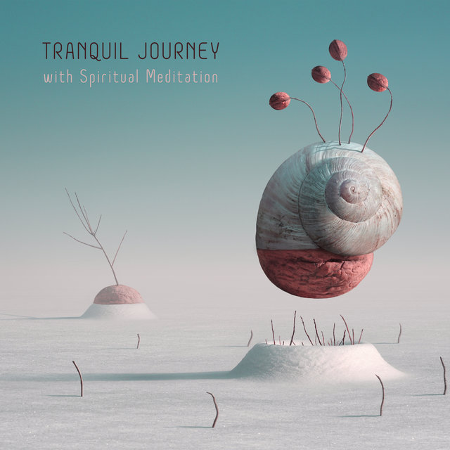 Tranquil Journey with Spiritual Meditation