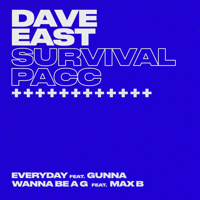 Cover art for album Survival Pacc by Dave East