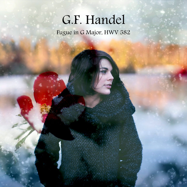 Handel: Fugue in G Major, HWV 582