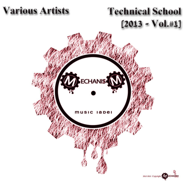 Technical School 2013, Vol. 1