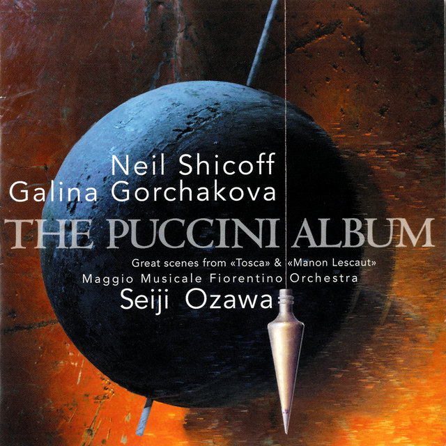 The Puccini Album