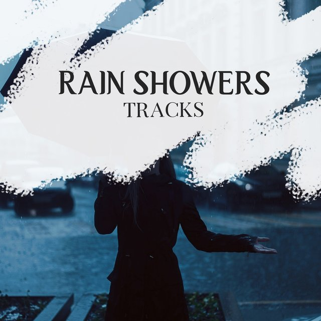 Meditative Rain Showers & Water Tracks