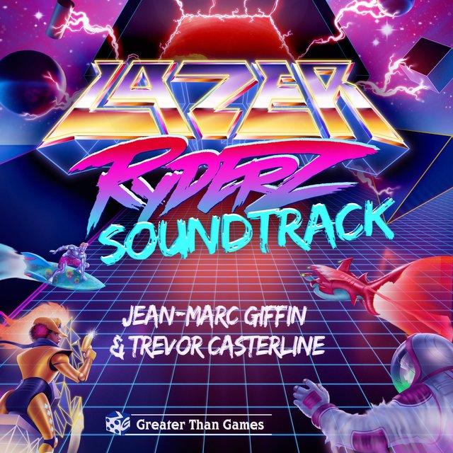Cover art for album  by Jean-Marc Giffin & Trevor Casterline