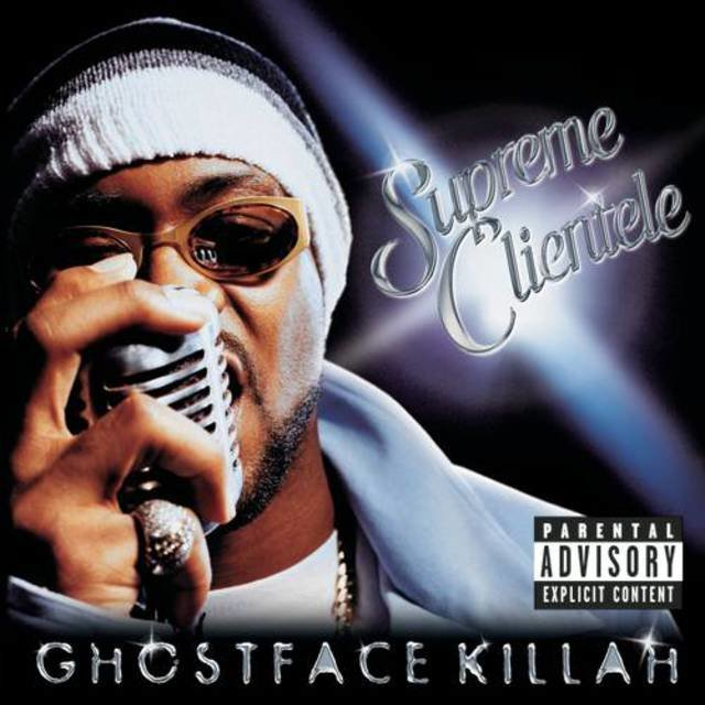 Cover art for album Supreme Clientele by Ghostface Killah