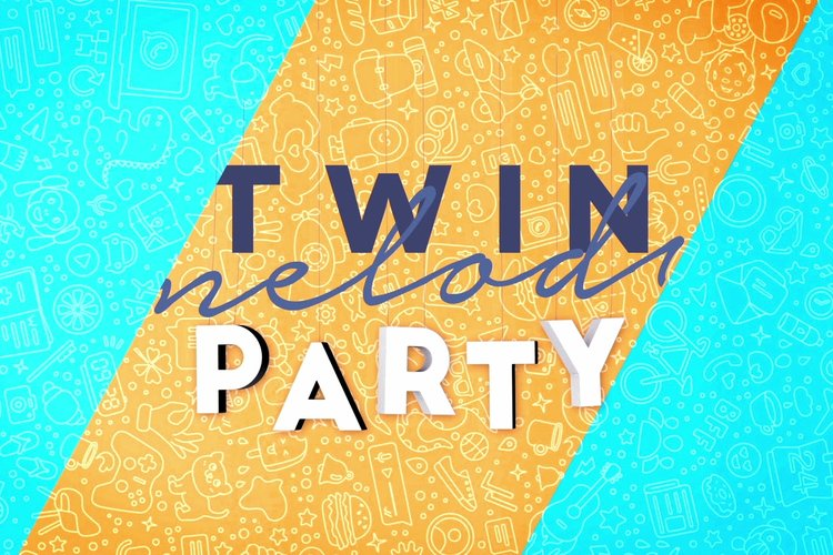 TWIN MELODY PARTY - Episodio 1 - Ventino