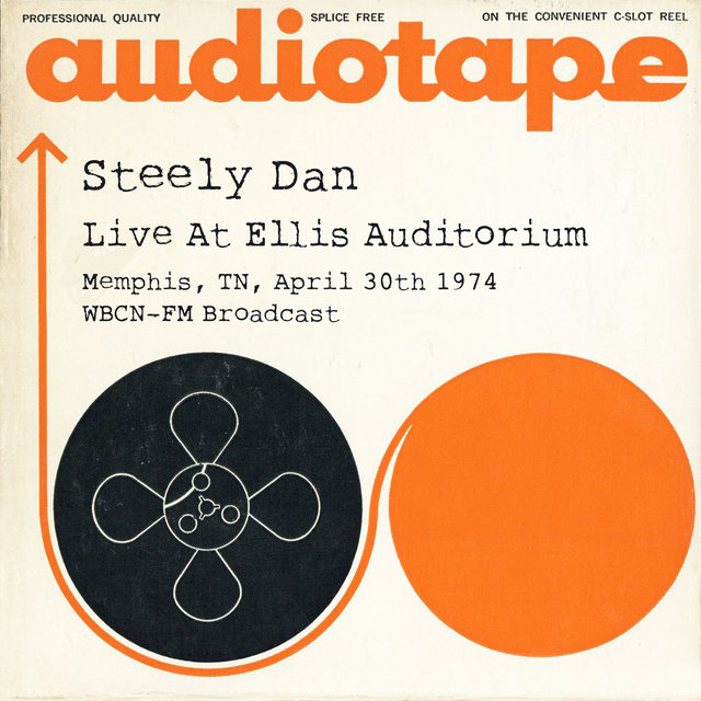 Live At Ellis Auditorium, Memphis, TN, April 30th 1974 WBCN-FM Broadcast