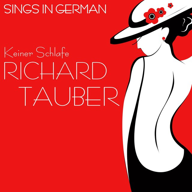 Sings in German: Keine Schlafer