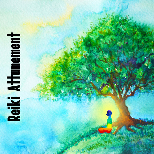Reiki Attunement: Background Music for Spiritual Practices