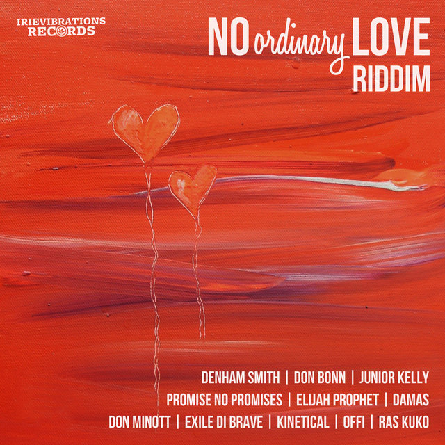 Irievibrations: No Ordinary Love Riddim Selection
