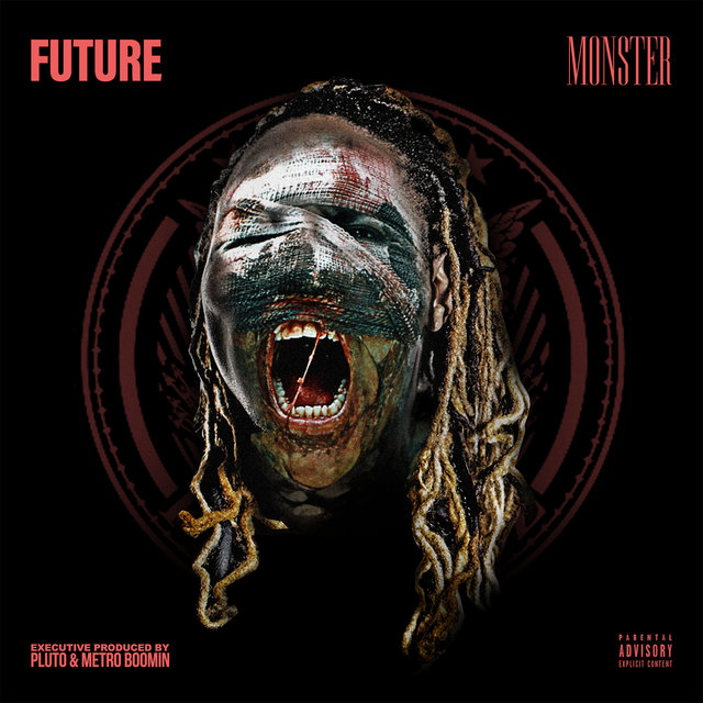 Cover art for album Monster by Future