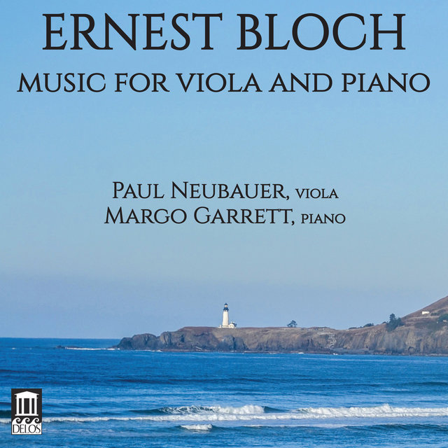Bloch: Music for Viola & Piano