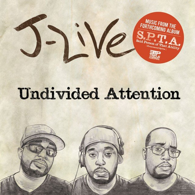 Undivided Attention EP