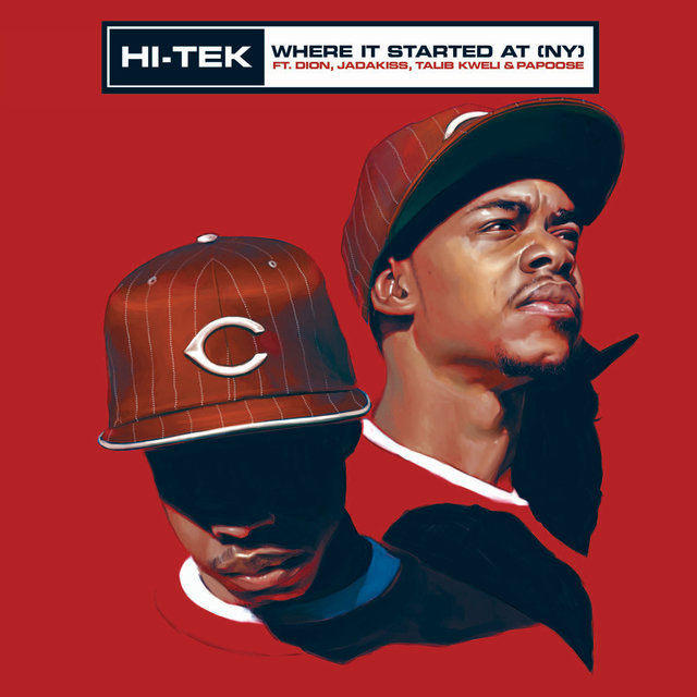 Where It Started At (NY) (feat. Talib Kweli, Jadakiss, Papoose & Dion) (12
