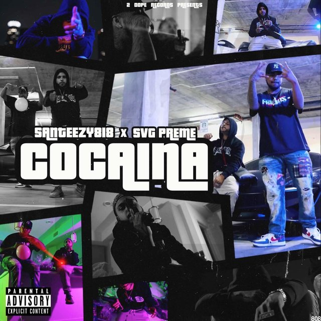 Cocaina (feat. Svgpreme)