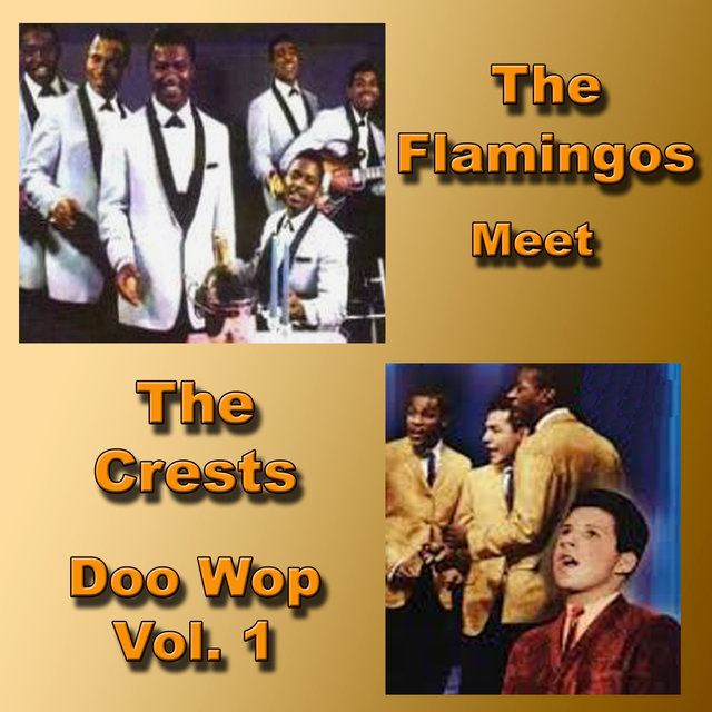 The Flamingos Meet the Crests Doo Wop, Vol. 1