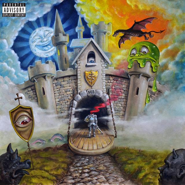 Cover art for album Holy Smokes by Trippie Redd, Lil Uzi Vert