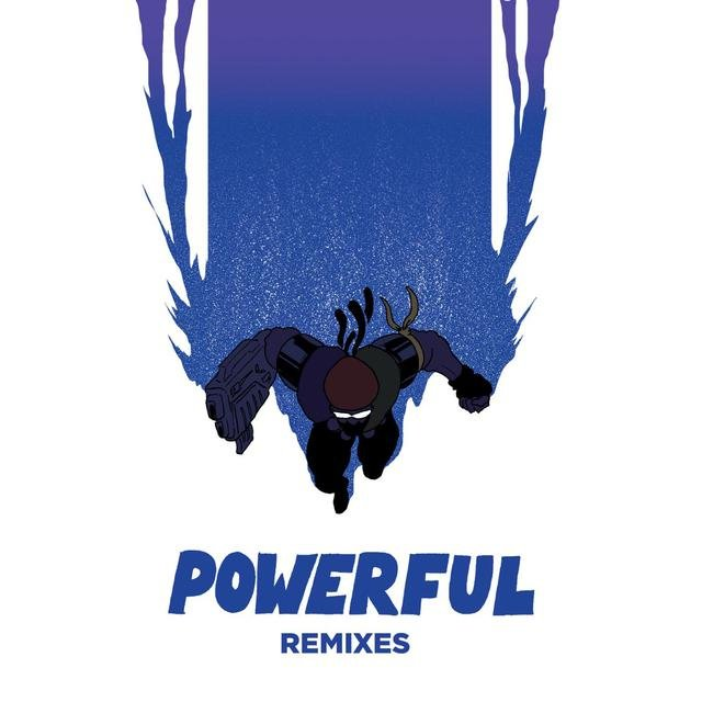 Powerful (Remixes) - EP