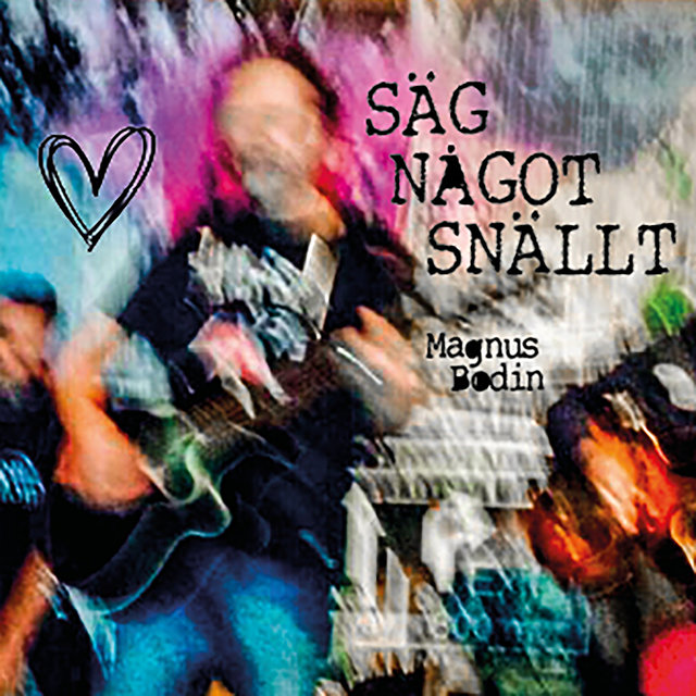Cover art for album  by Magnus Bodin