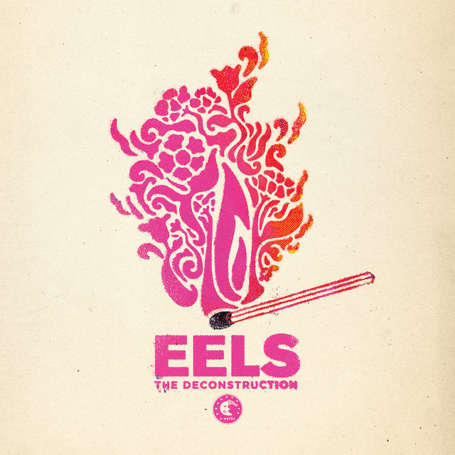 Cover art for album The Deconstruction by Eels