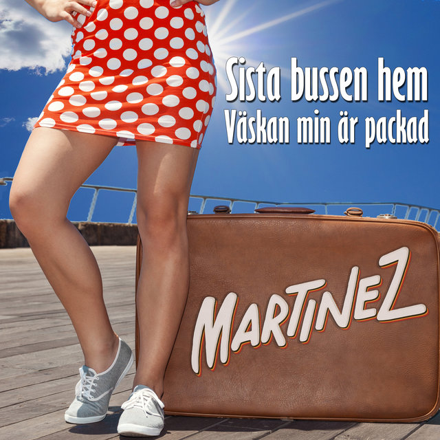 Cover art for album  by Martinez