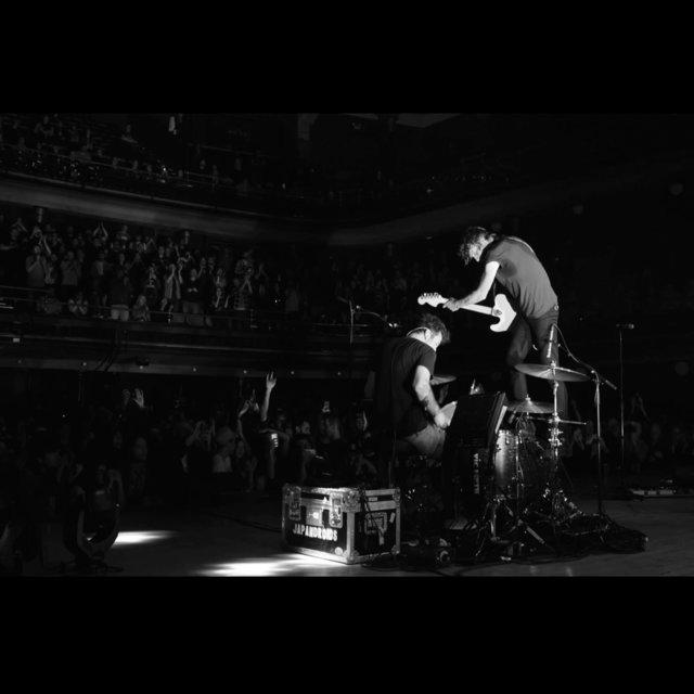 Massey Fucking Hall (Live)